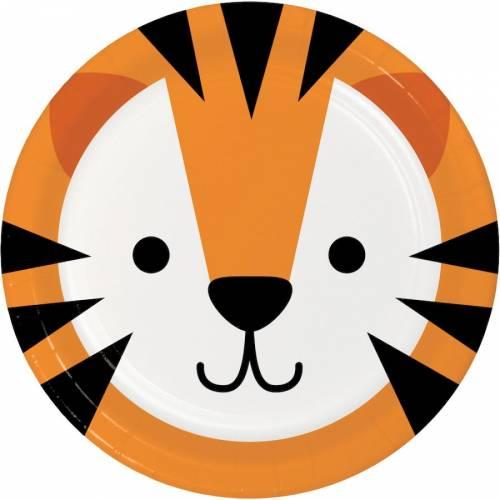 8 Piatti Tigre
