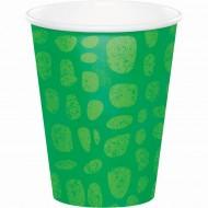 8 Bicchieri Croco Party