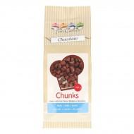 Funcakes cubetti di cioccolato al latte - 350g