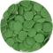Funcakes dischetti decorativi da sciogliere verdi - 250g images:#2