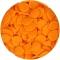 Funcakes dischetti decorativi da sciogliere arancioni - 250g images:#2