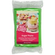 FunCakes Pasta di zucchero Verde Acceso - 250 g