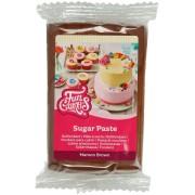 FunCakes Pasta di zucchero Marrone - 250 g