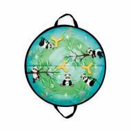 Gioco con Dischi Disker Game Scratch - Panda