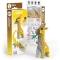 Set Giraffa 3D da assemblare - Eugy images:#2