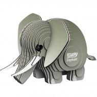 Set Elefante 3D da assemblare - Eugy