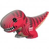 Set Tirannosauro 3D da assemblare - Eugy