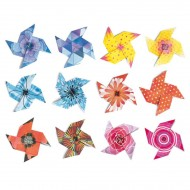 Easy Origami - Mulini a vento