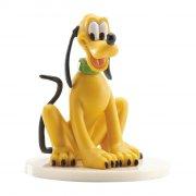 Statuetta Pluto su base (6 cm) - Plastica