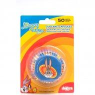 50 Pirottini per cupcake Looney Tunes