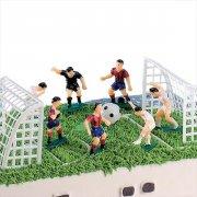 Kit di decorazioni partita di calcio