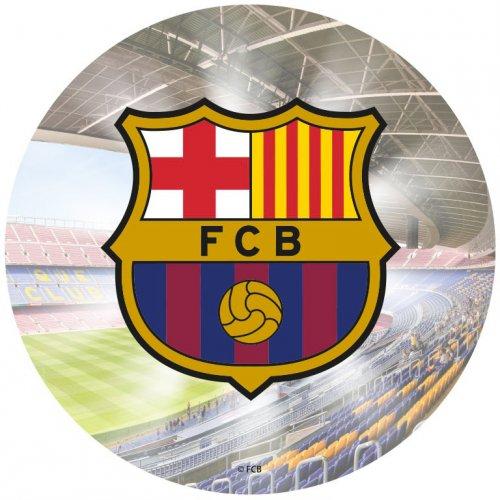 Disco di zucchero Barca FC Barcellona