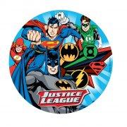 Disco Ostia Batman e la Justice League Power