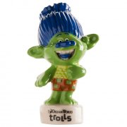 "Statuetta Branch verde ""Trolls"" (6,5 cm) - Porcellana"