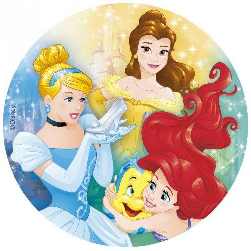 Disco Disney 3 Principesse (20 cm) – Ostia