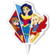 1 Candela DC Super Hero Girls DC (7 cm)
