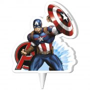 1 Candela Figura Captain America