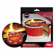 Disco di zucchero Cars 3 (20 cm)