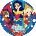 Disco di zucchero Super Hero Girls (20 cm). n°1