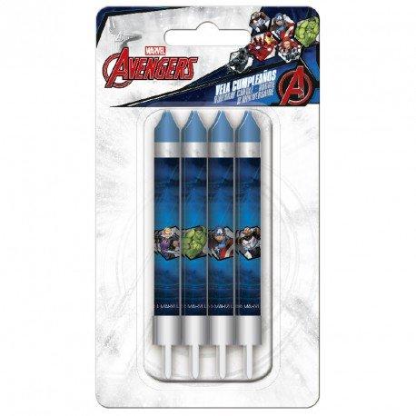 8 Candele Avengers