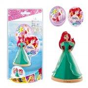 Kit statuetta + 2 Stecchini con Ariel