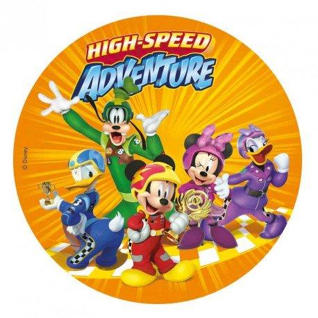 Disco Ostia Mickey High Speed (20 cm)