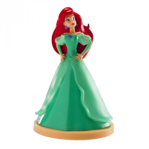 Statuetta Ariel (8,5 cm) - Plastica