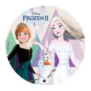Dischetto Frozen 2 (20 cm) - Azimo - senza E171