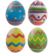 4 Uova di Pasqua - Zucchero