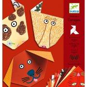 Kit Scoperta Origami Animali