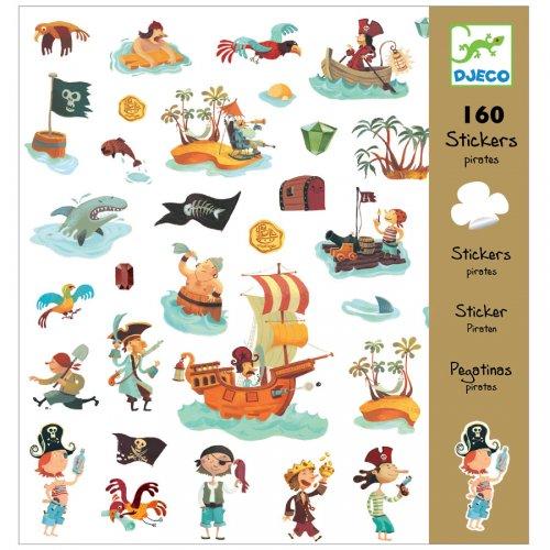 160 adesivi pirata