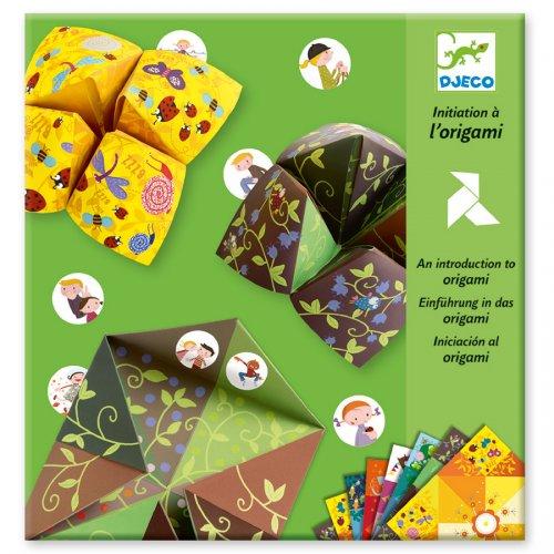 Kit Origami - Origami Indovino (per Ragazzi)