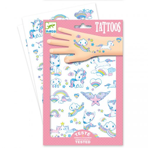 Tatuaggi Unicorno