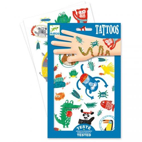 Musei degli animali tatuaggi