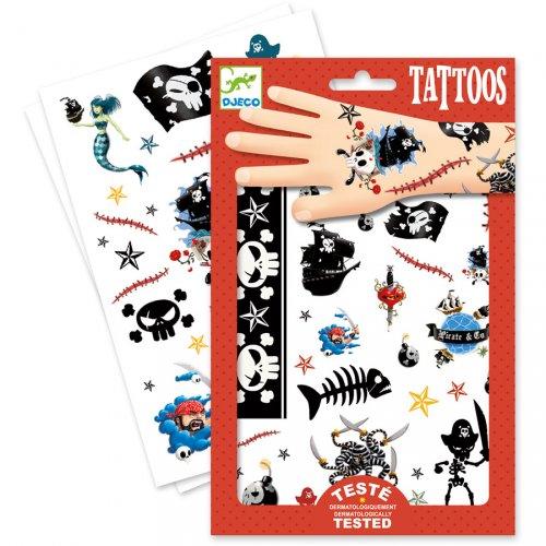 Tatuaggi Pirati