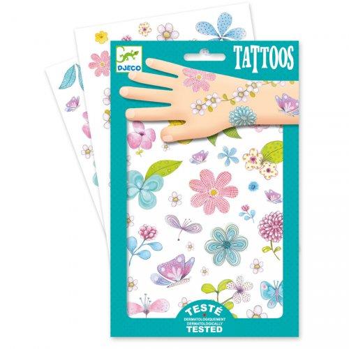 Tatuaggi Belle des Champs