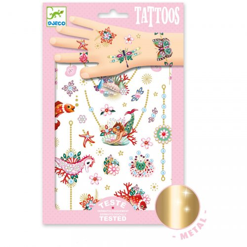 Gioielli di tatuaggi Fiona