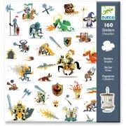 160 Adesivi Cavalieri