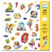 160 Adesivi per sirena