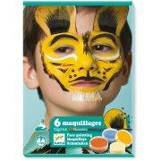 Trucco e adesivi per la pelle - Tigri e fauves
