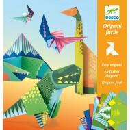 Kit Origami Dinosauri