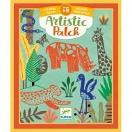 Artistic Patch - Animali Selvaggi