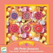 450 Perline di plastica - Fiori