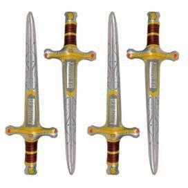 4 Spade da cavaliere gonfiabili