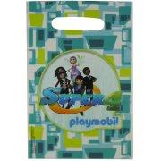 6 Sacchetti regalo Super 4 Playmobil