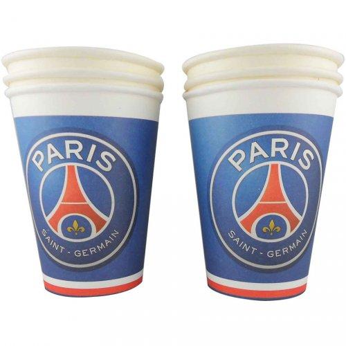 6 Bicchieri Calcio PSG