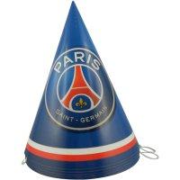Contiene : 1 x 6 Cappelli Football PSG