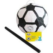 Pinata Pallone Calcio + Bacchetta