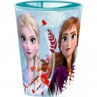 Bicchiere di plastica Frozen II (26 cl)