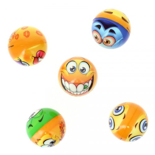 1 Emoji Ball - Maxi (6cm)
